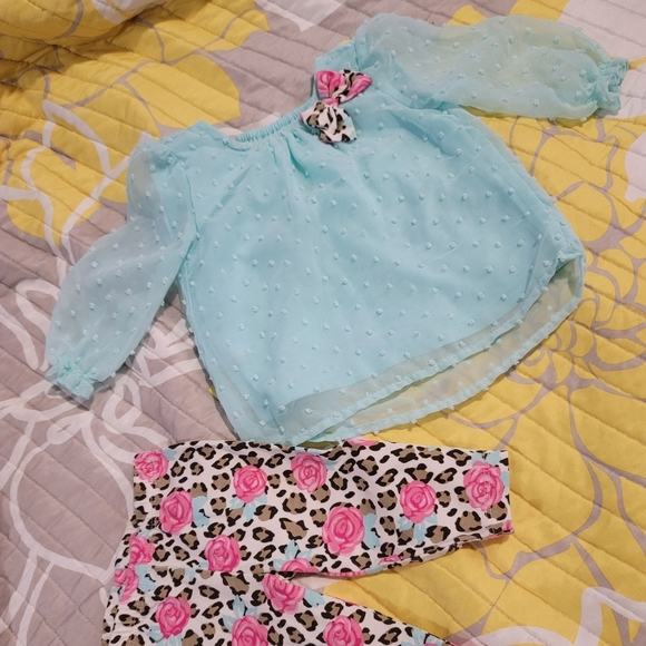 healthtex Other - Baby girl outfit